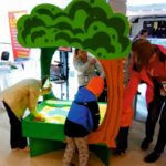 , polyanka v kryimu 150x150, Interactive sandbox, Augmented reality sandbox